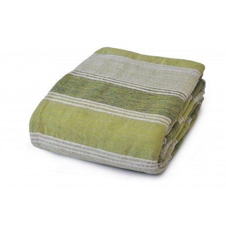 Narzuta na łóżko Lara 200x220 zielenie