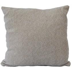 Poszewka na poduszkę Klara 40x40 beżowa bawełniana